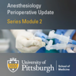 Download Perioperative Medicine Part 2 – Cardiothoracic Anesthesiology 2020 Videos and PDF Free