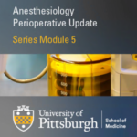 Download Review of Regional Anesthesia: Updates, Perioperative Aspects, and Management 2020 Free