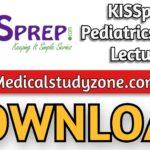 KISSprep Pediatrics Video Lectures 2021 Free Download