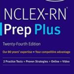 Kaplan NCLEX-RN Prep Plus, 24th Edition PDF Free Download