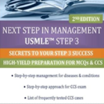Next Step In Management USMLE Step 3: 2nd Edition PDF Free Download