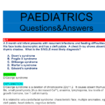 Plabable 2021 Pediatrics For PLAB 1 Free Download