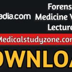 Sqadia Forensic Medicine Video Lectures 2021 Free Download