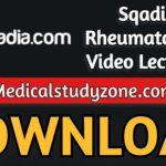 Sqadia Rheumatology Video Lectures 2021 Free Download