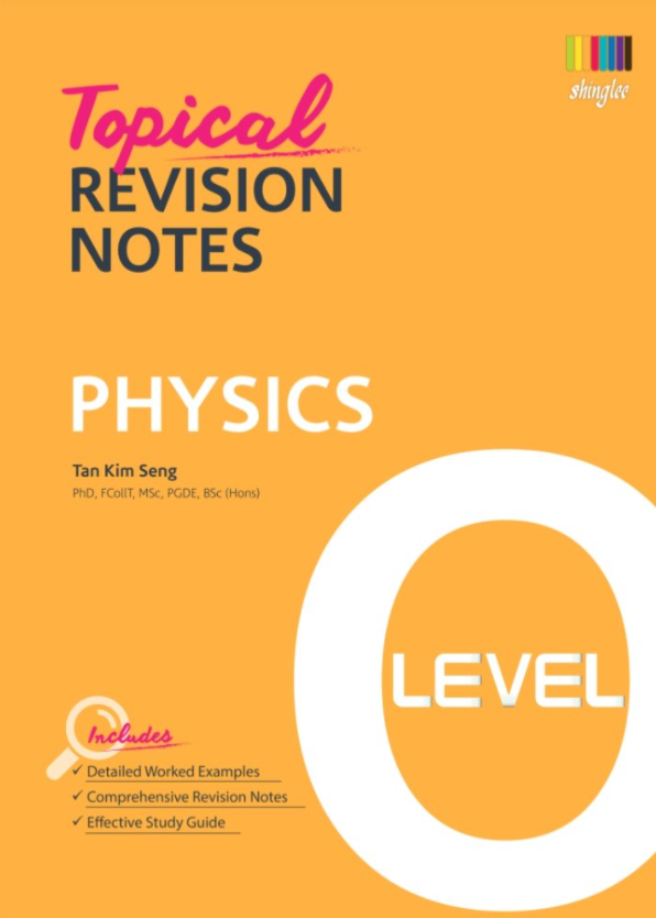 Topical Revision Notes Physics O Level PDF Free Download