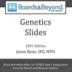 Boards and Beyond Genetics Slides 2021 PDF Free Download