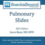 Boards and Beyond Pulmonary Slides 2021 PDF Free Download
