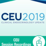 Clinical Endocrinology Update 2019 Session Recordings Videos Free Download
