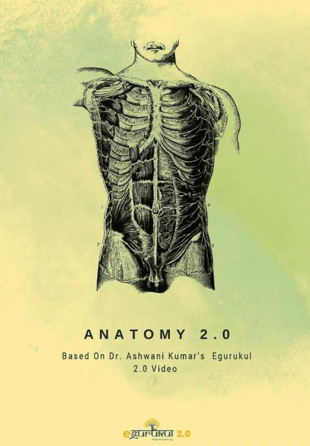 Anatomy Egurukul 2.0 – Dr. Ashwani Kumar PDF Free Download