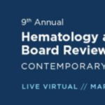 Download 9th Annual Hematology and Medical Oncology Board Review: Contemporary Practice 2021 Videos and PDF Free