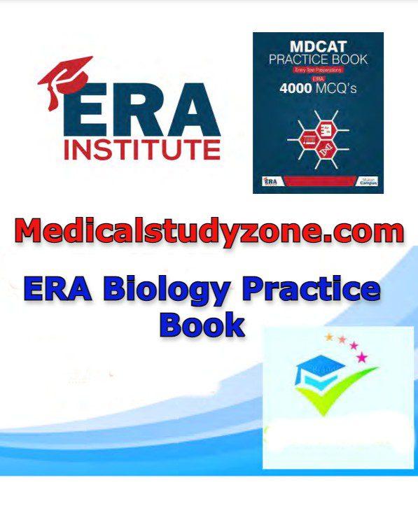 ERA Biology Practice Book 2021 PDF Free Download