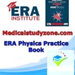 ERA Physics Practice Book 2021 PDF Free Download