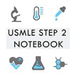 USMLE Step 2 CS , CK Notebook PDF Free Download