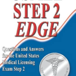 USMLE Step 2 Edge: Q&A for the USMLE Step 2 3rd edition PDF Free Download