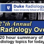 27th Annual Duke Radiology Overview (2017) Videos Free Download