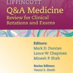 Lippincott Q&A Medicine: Review for Clinical Rotations and Exams PDF Free Download