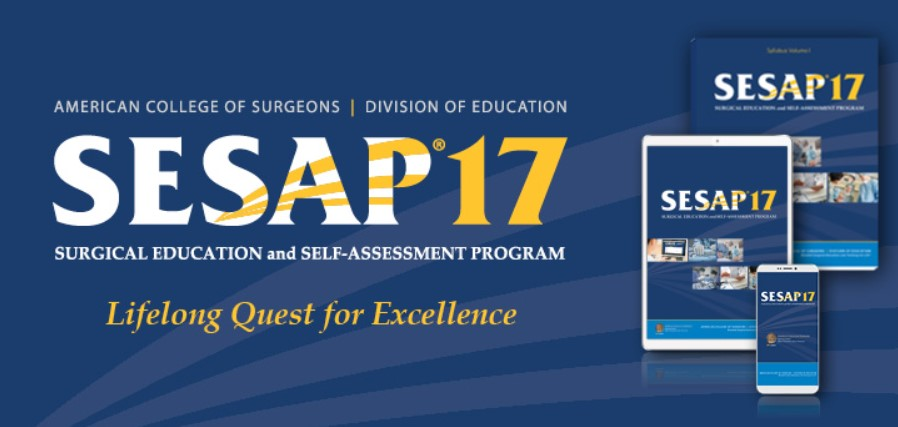 SESAP 17 Surgical Education and Self-Assessment Program PDF Free Download